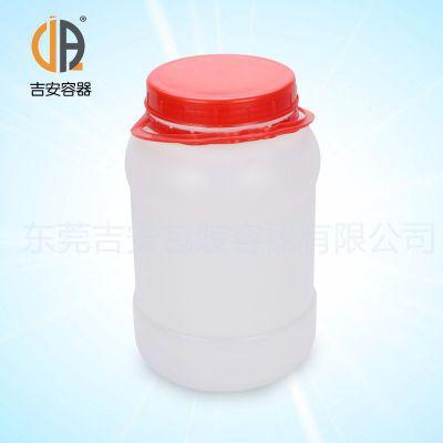 供应包装罐 6L高身圆罐 6kg食品塑料包装桶