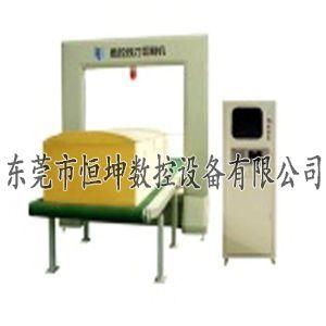 硬质岩棉加工 山东数控海绵机械厂 恒坤海绵 酚醛切割机器 精密型台式切割机