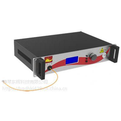 超低噪声窄线宽光纤激光器