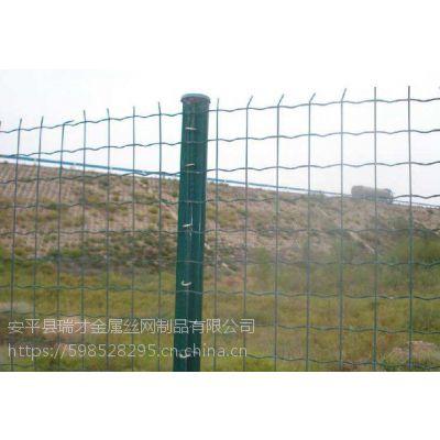 草原牧场30米长瑞才养殖铁丝网经济耐用
