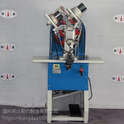 邦达BD-108双面(和合)鞋眼机 温州邦达全自动双面鸡眼机电动
