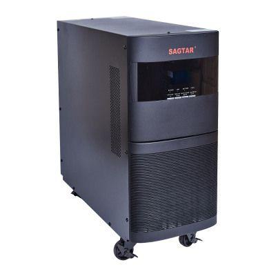 美国山特 C10KS UPS电源 220进220出 10KVA 工频机