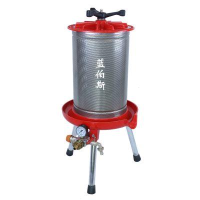 水囊式压榨分离机