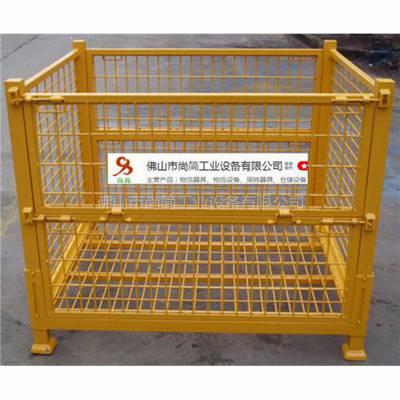 非标定做金属笼可用于五金、电子、机械零配件、冷藏、储存、运输等行业