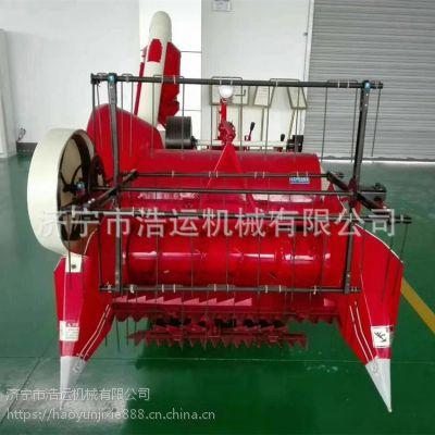 自走式小麦收割机 厂家直销 性能稳定履带式水稻收割机