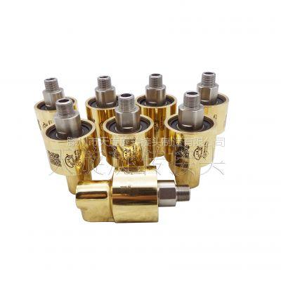 天旋HD10A旋转接头液压油压管道