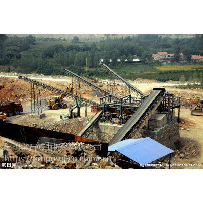 石料生产线成为了节能环保的开展主题。