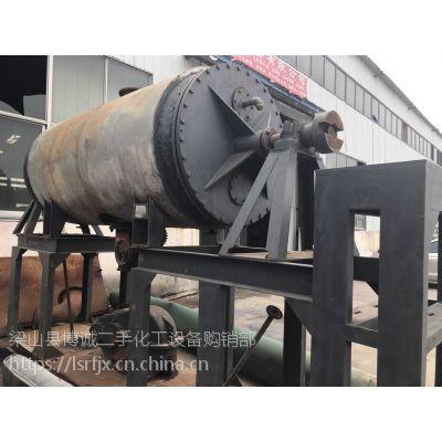 管束干燥机、长春厂家低价出售优质二手管束干燥机、价位低、质量好、型号全