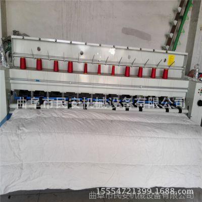多针无底线引被机 全自动缝被机 直销棉被套被直绗机报价