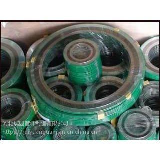 不锈钢高压用无空透镜垫DN32 PN260,低压普通加强内外环石墨垫片|福建泉州瑞园品牌