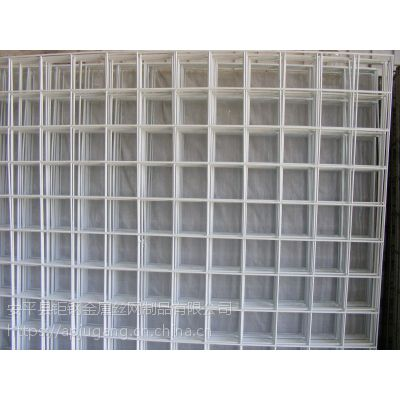 供应钜钢优质工地专用铁丝网片厂家