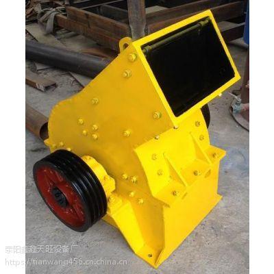 江苏太仓天旺PC400X300型锤式砖瓦破碎机安装要求
