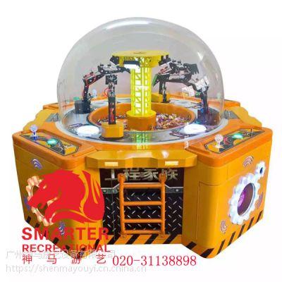 广州神马游艺出售KR533工程家族游艺机的详细信息