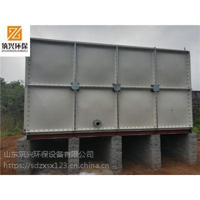 山东消防水箱价格 玻璃钢消防水箱多少钱