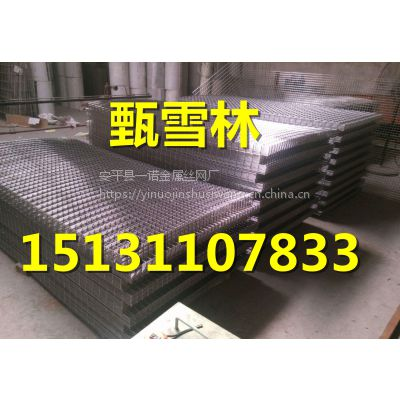 临清县建筑电焊网-1×2米一片屋面采暖钢丝网-10cm网孔屋面钢丝焊接网量大从优