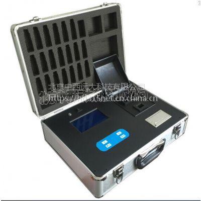 中西(DHS)多参数水质测定仪(25参数) 型号:SH50-XZ-0125 库号:M23001