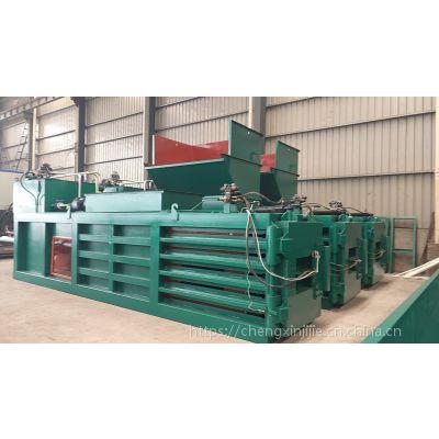河南郑州宝泰机械工业废纸箱打包机转让厂家供应