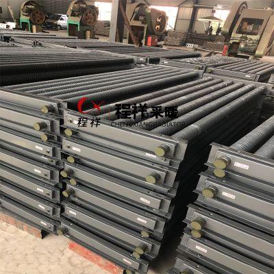 北京高频焊翅片管对流散热器报价