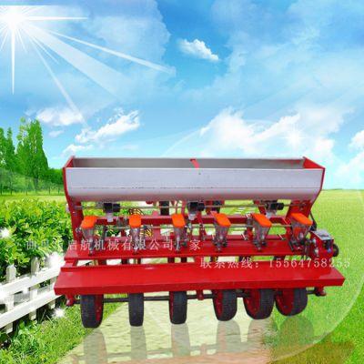 宝鸡市多功能小麦播种机 启航牌种肥同施西芹精播机 韭菜播种机生产厂家