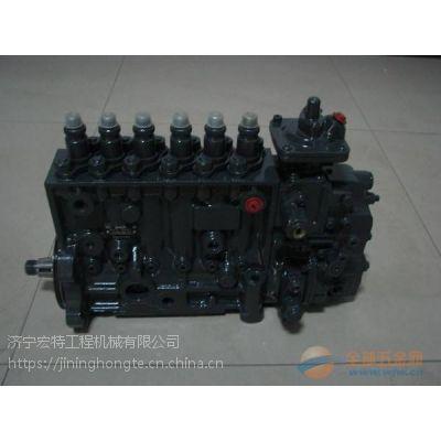 低价供应小松pc200-8左右燃油泵挖掘机配件