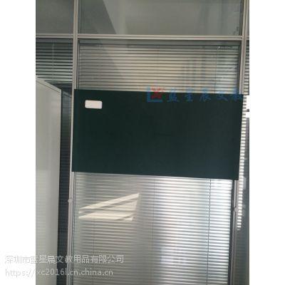 惠州推拉绿板1移动支架绿板