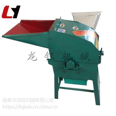 加厚型玉米秸杆收获机 热销花生秧粉碎机安装