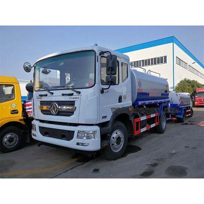 东风D9系列12吨绿化洒水车5.9L厂家报价