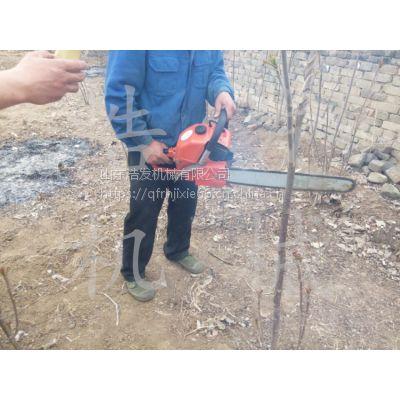 挖树根起苗机 70厘米长度链条挖树机