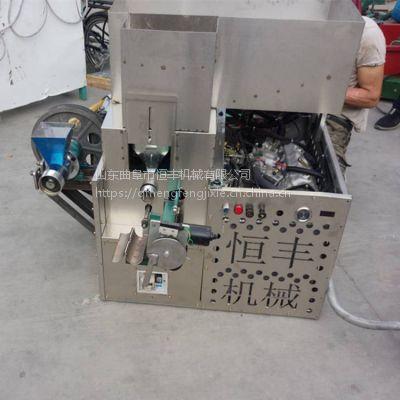 小吃街弹簧形膨化机 四缸米面杂粮香酥脆 304外壳麻花机