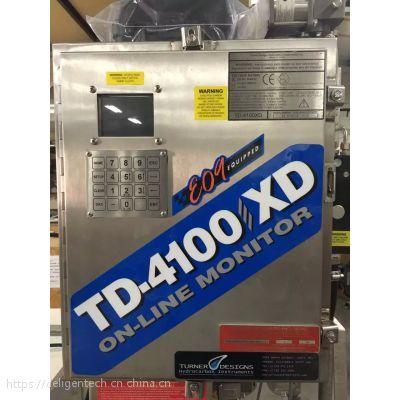 TD-4100XD美国特纳在线水中油分析仪【总代理】