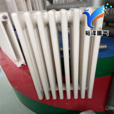 钢三柱暖气片家用钢三柱低碳钢散热器工程钢制暖气片