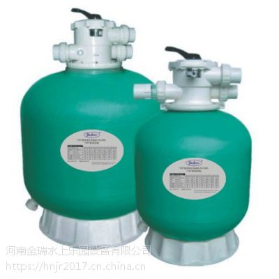 供应游泳池循环水处理设备-泳池水净化设备-过滤沙缸-河南金瑞