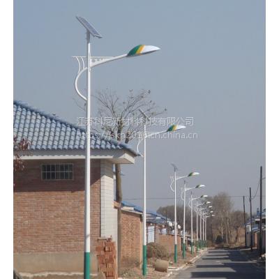 漯河金豆太阳能路灯 信阳太阳能路灯生产厂家 科尼星16火8米中华灯