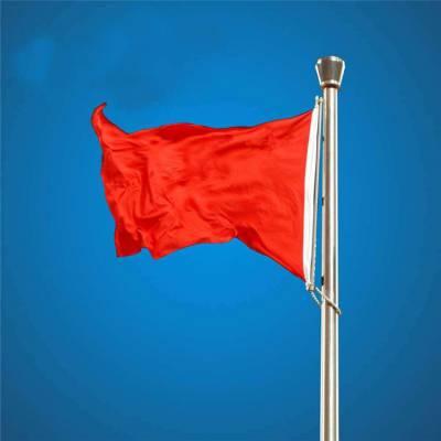 耀恒 泰安东平县展示旗杆供应 东平县不锈钢手摇旗杆