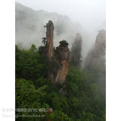 张家界国家森林公园二日游_天门山跟团游_大峡谷旅游线路