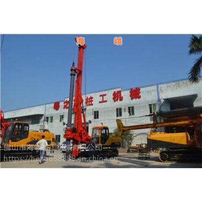 重庆打桩机|施工方案(图)|桥梁工程打桩机