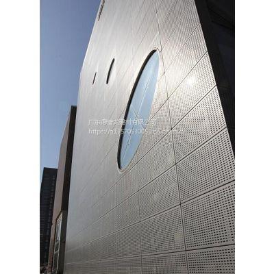 广东德普龙建材之幕墙铝板的完美结合