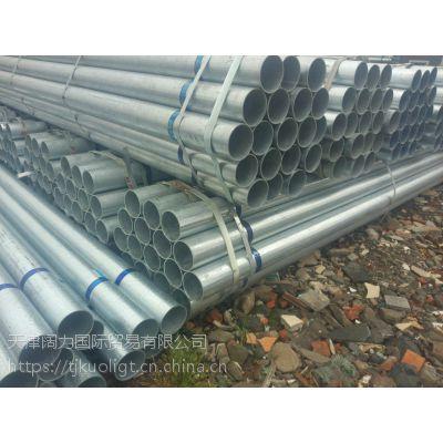5寸Q235镀锌管//140x4.25友发镀锌管批发价格