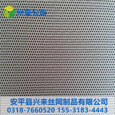 筛板冲孔网 冲孔网生产 穿孔铁板