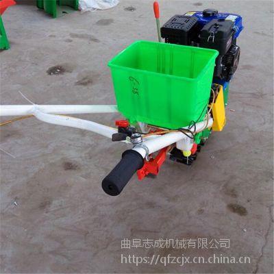 山地种植播种机 汽油小型施肥机 加出把手棉田耘耕机