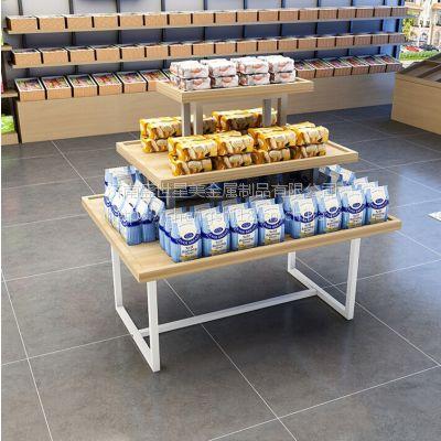 超市展架金属展示架商超展架济南盛世星美金属制品专业提供