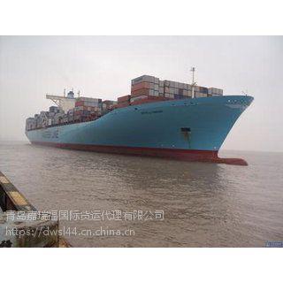 山东烟台到广东佛山小柜限重28吨 内贸海运门到门费用核算