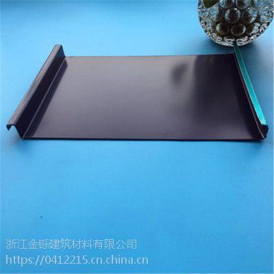 耐用50年浙江金铄铝镁锰屋面板