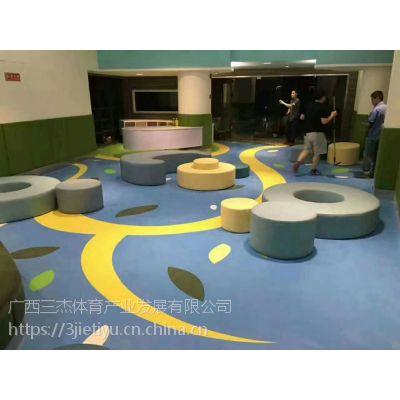 柳州羽毛球场地板施工方案,广西三杰体育,专业、专注