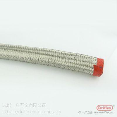 304不锈钢编织网套管电缆电线防爆专用穿线保护管管包塑金属软管