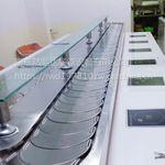 完善供应旋转小火锅设备 然熙达2108回转个火锅新品厂家直销