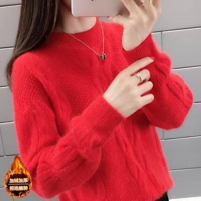 便宜韩版女装毛衣批发秋季女士针织毛衣清货厂家直批5元羊毛衫
