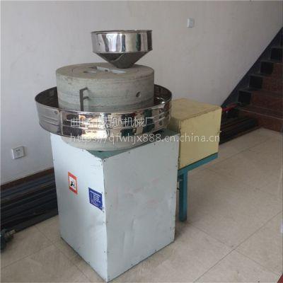 供应全自动杂粮面粉石磨机 60型面类石磨机