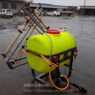 供应8米宽拖拉机背负式喷雾器 圣鲁大型喷雾机