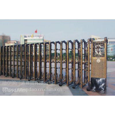 供应古典电动伸缩门--红门开拓者—世纪龙